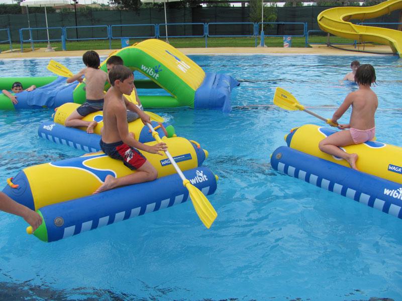 Piscina estiva acquelaria for Piani di progettazione della piscina